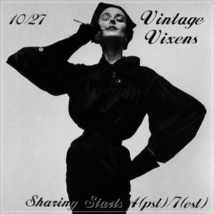 Jewelry - TUESDAY 10/27 Vintage Vixens Sign Up Sheet